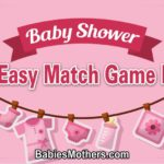 An Easy Baby Shower Game Idea