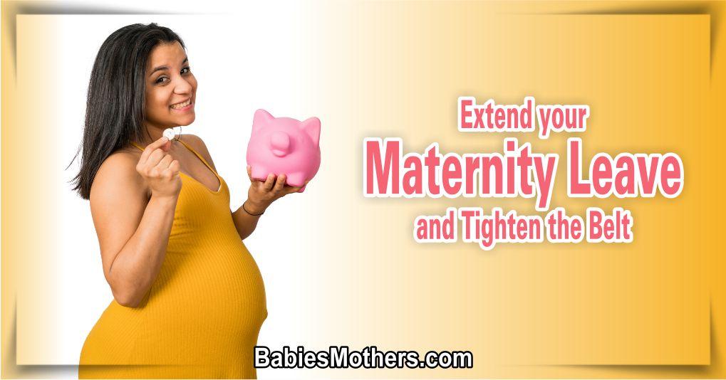 Maternity Leave 1