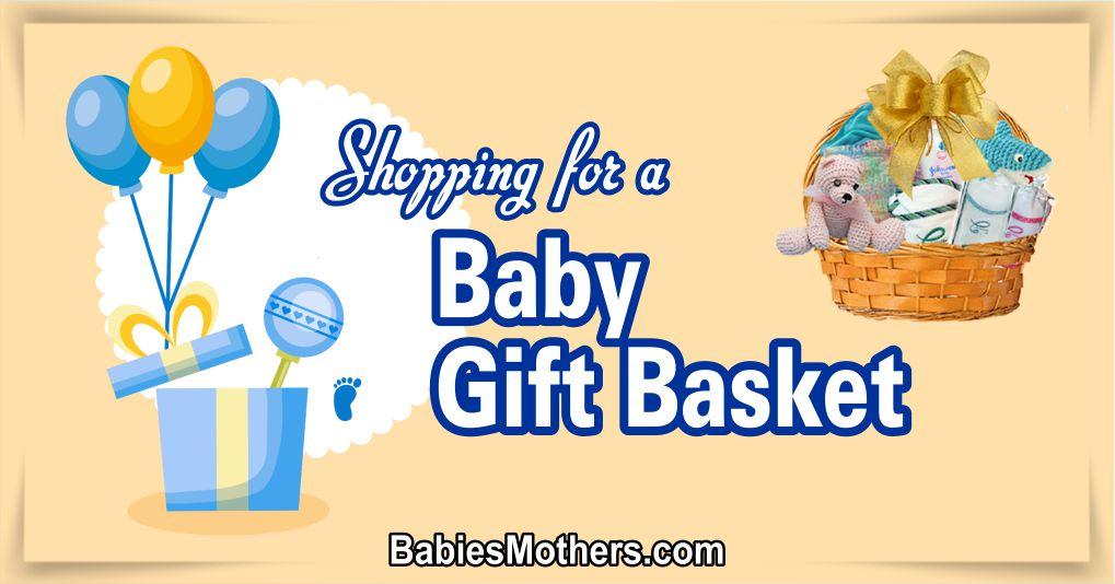 baby gift basket ideas 1