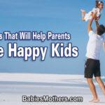 Raise Happy Kids